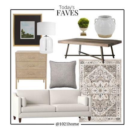 Rug, coffee table, sofa, couch, Amazon, art, nightstand, pillow, vase, bedroom, family's room, Wayfair, arrays, pottery barn, target   http://liketk.it/3j8v5 #liketkit @liketoknow.it #LTKhome #LTKstyletip #LTKsalealert @liketoknow.it.home
