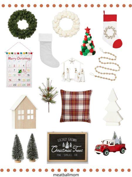 Christmas decorations and holiday style for the home.               Christmas decor, target home decor, Christmas decorations, target holiday shop, target Christmas decorations, farmhouse decor, holiday farmhouse decor #ltkholidaystyle  #stayhomewithltk #ltkunder50  #LTKFall #LTKhome #LTKstyletip http://liketk.it/2Z6mN #liketkit @liketoknow.it