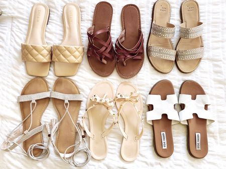 Flip flop weather instantly makes me happier ✨  Today I'm sharing my favorite affordable sandals. Shop my daily looks by following me on the LIKEtoKNOW.it shopping app #LTKSpringSale #LTKunder50 #LTKshoecrush @liketoknow.it #liketkit http://liketk.it/3cgLm