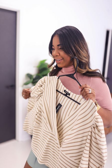 Totally in my element...ARE YOU in yours??  Shop this beautiful, classic striped top from @express on the @liketoknow.it app // http://liketk.it/3bCEF   📸: #AKCESSME #liketkit #LTKcurves #LTKunder100 #LTKstyletip
