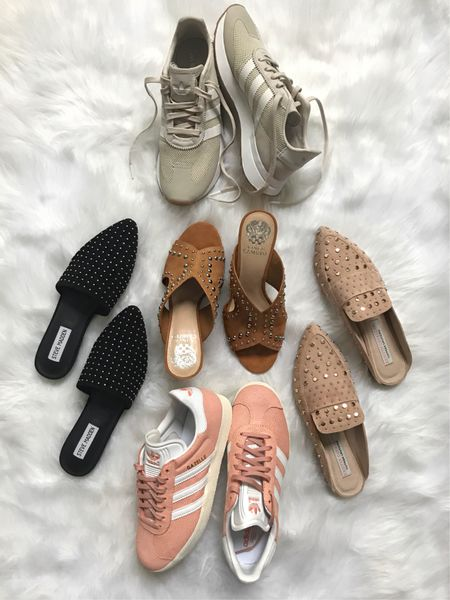 Sneakers & studs! All under $100 with free shipping! All come in several colors & in stock in most sizes. All go back to regular price tomorrow, so hurrrrrryyyy! Shop them all by finding me on the @liketoknow.it app! http://liketk.it/2wQOd #LTKunder100 #LTKunder50  #LTKsalealert #liketkit #nsale