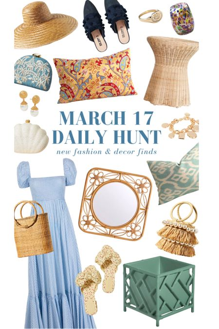 Some of my March 17th finds! Shop them all on the Daily Hunt page of KatieConsiders.com @liketoknow.it #liketkit http://liketk.it/3aIDj