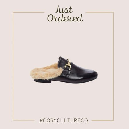 Just ordered these super cute Steve Madden furry slides that are perfect for fall!   #LTKSeasonal #LTKshoecrush #LTKstyletip