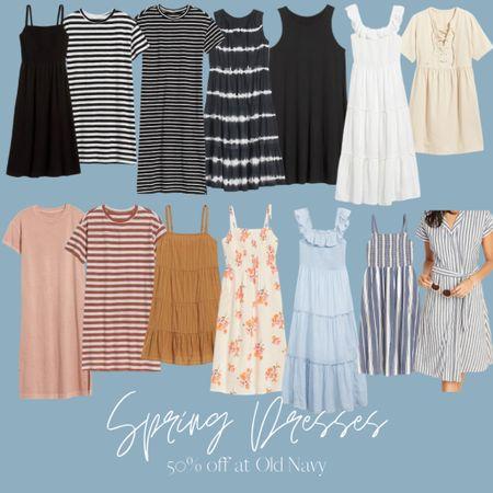 50% off Dresses at Old Navy http://liketk.it/3burg #liketkit @liketoknow.it #LTKunder50 #LTKsalealert #oldnavy #oldnavydeals #springdress #springsale