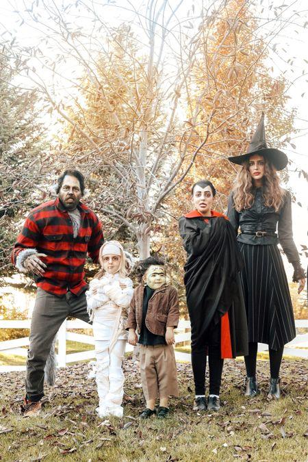 Family Halloween Costumes, Monster Mash Halloween, Walmart Finds