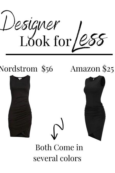 ruched bodycon dress look for less @liketoknow.it #liketkit #LTKSpringSale #LTKstyletip #LTKunder50 http://liketk.it/3b5vW Shop my daily looks by following me on the LIKEtoKNOW.it shopping app