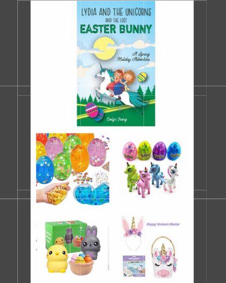 #unicorn themed #easterbasket #easter http://liketk.it/2MqoP  #liketkit @liketoknow.it