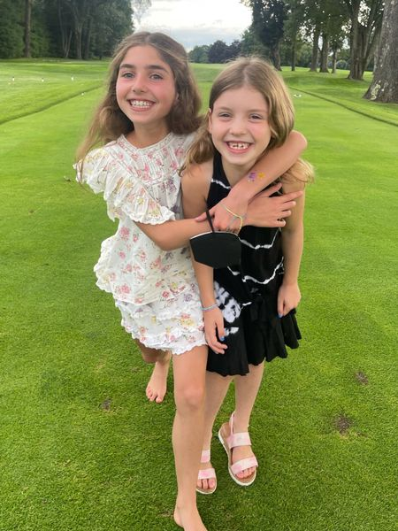 4th & 1st. Back to school for these girls and they are psyched about it! 🙌🏻 FOR NOW. They love to shop @groove 🌈 and I've linked some favorites, check stories.   #LTKbacktoschool #LTKkids