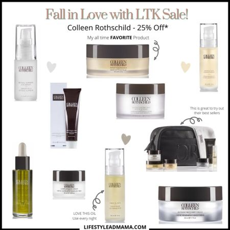 Today starts the LTK FALL SALE!! So many good sales and this one is probably one of my favorites. Sooo many good things that I like to stock up on. #colleenrothschild #ltkfallsale    #LTKbeauty #LTKunder100 #LTKsalealert http://liketk.it/2WVv6 #liketkit @liketoknow.it