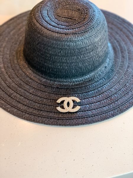 Easy way to elevate any outfit is adding a designer brooch. These can be added to hats, sets, shoes, scarves, swimsuits and much more.    Walmart Sun Hat              Comfy and casual options to throw over your bikini or swimsuit for spring and summer! #swimsuit #swimsuits #beach #beachvacation #bikini #vacationoutfits #springfashion #vacay #vacaylook #vacalooks #vacationoutfit #springoutfit #springoutfits #beachvacationoutfit #beachvacationoutfits #springbreakoutfit #springbreakoutfits #beachoutfit #beachlook #beachdresses #vacation #vacationbeach #vacationfinds #vacationfind #vacationlooks #swim #springlooks #summer #summerlooks #swimsuitcoverup #beachoutfits #beachootd #beachoutfitinspo #vacayoutfits #vacayoutfitinspo #vacationoutfitinspo #tote #beachbagtote #naturaltote #strawbag #strawbags #sandals #bowsandals #whitesandals #resortdress #resortdresses #resortstyle #resortwear #resortoutfit #resortoutfits #beachlooks #beachlookscasual #springoutfitcasual #springoutfitscasual #beachstyle #beachfashion #beachvacay #vacationfashion #vacationstyle #swimwear #swimcover #summerfashion #targetstyle #targetdresses #targetdress #targetoutfits #Leeannbenjamin #stylinbyaylin #cellajaneblog #lornaluxe #lucyswhims #amazonfinds #walmartfinds #interiorsesignerella #lolariostyle