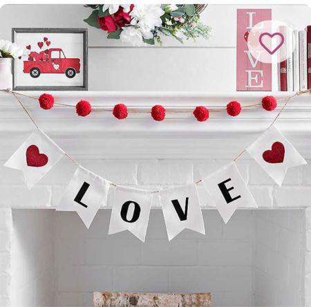 My favorite Valentine's Day decor from Kirklands   #LTKVDay #LTKunder50 #LTKSeasonal