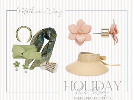 Mother's Day Gift Guide: Accessories on #TheHelpfulHost  http://liketk.it/3dCz6  @liketoknow.it #liketkit #LTKfamily  #LTKstyletip #LTKunder50
