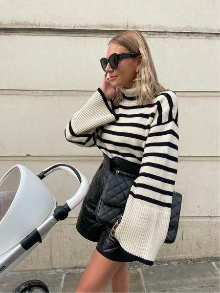 Stripes knitwear   #LTKSeasonal #LTKstyletip
