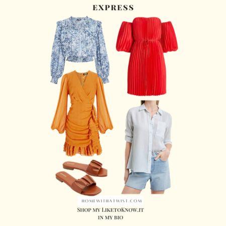 LTK Day Sale at Express. #liketkit http://liketk.it/3hjw3 @liketoknow.it #LTKDay #LTKunder100 #LTKworkwear