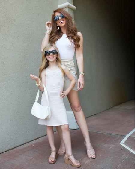 mommy and me neutrals (outfits  on sale!) @liketoknow.it #liketkit http://liketk.it/3hsiS #LTKunder50 #LTKsalealert