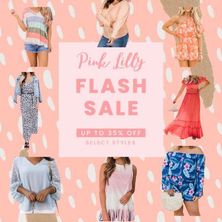 🚨 Pink Lily Sale 🚨 Up to 35% off some great spring styles!  Hurry sizes go fast!!!!    http://liketk.it/3dbou #liketkit #LTKsalealert #LTKunder50 @liketoknow.it