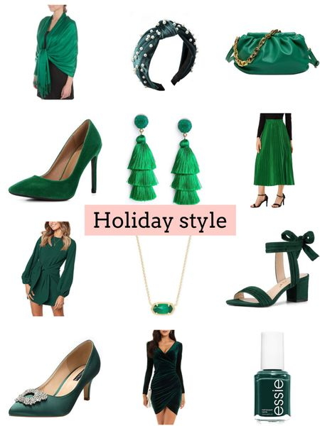 Holiday style   Follow my shop @ashleyjennany on the @shop.LTK app to shop this post and get my exclusive app-only content!  #liketkit  @shop.ltk http://liketk.it/3qs9a  Follow my shop @ashleyjennany on the @shop.LTK app to shop this post and get my exclusive app-only content!  #liketkit #LTKunder50 #LTKHoliday #LTKSeasonal @shop.ltk http://liketk.it/3qyQi
