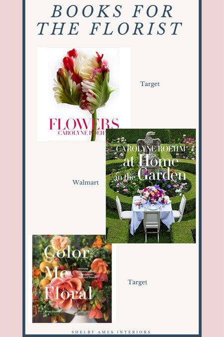"""Shelby Ames Interiors """"All the Pretty Things"""" Library Series Books for The Florist http://liketk.it/36DYV #liketkit @liketoknow.it Shop your screenshot of this pic with the LIKEtoKNOW.it shopping app"""