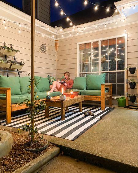Outdoor living http://liketk.it/3ce2m #liketkit @liketoknow.it #LTKunder50 #LTKhome #LTKfamily @liketoknow.it.home