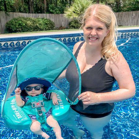 Baby pool essentials, baby pool float, baby hat, baby sunglasses http://liketk.it/3gJwt #liketkit @liketoknow.it #LTKbaby #LTKkids #LTKunder50