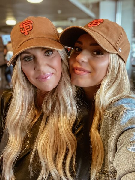 Cutest Giants hat I ever did see!! Linked!