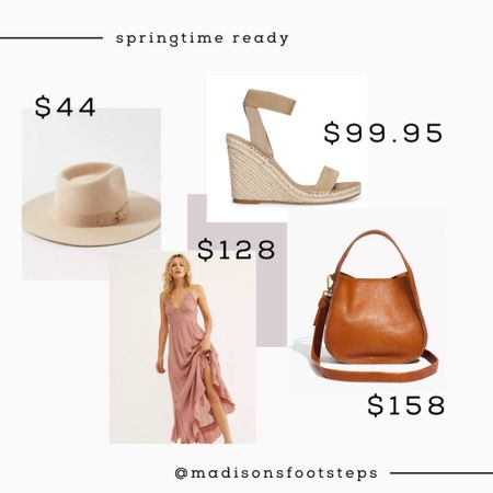 Perfect look for a spring vacation. You'll be Instagram ready with this neutral toned, springtime look! #liketkit @liketoknow.it #LTKstyletip #LTKfit #LTKspring #LTKfashion  Shop your screenshot of this pic with the LIKEtoKNOW.it shopping app http://liketk.it/35JXC