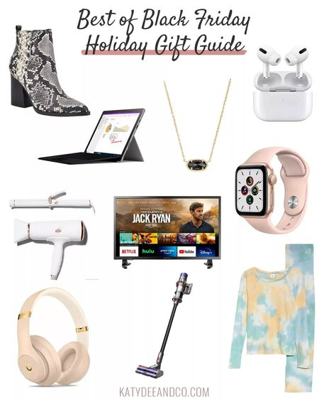 Sharing some of the best #blackfriday deals today! My personal faves are the #kendrascott necklace for under $40 (I wear mine every day) and the #t3micro set that's a steal. Screenshot via @liketoknow.it for all the product links! Wishing y'all a safe shopping day this year!✌🏻 . . .  http://liketk.it/32lUr #liketkit #LTKgiftspo #LTKsalealert #blackfriday #gifting #dcfashionblogger #dmvblogger #treatyoself
