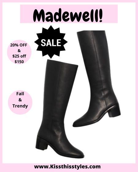 Madewell Boots!!     #LTKSale