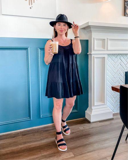 Hats off to the last day of school and summer officially beginning. My dress is only $20 and comes in multiple colors I'm wearing a medium & love how lightweight and flowy it is! @target @targetstyle #targetdress #targetstyle #targetfashion #liketkit #LTKsalealert #LTKshoecrush #LTKunder50 @liketoknow.it http://liketk.it/3gdzW