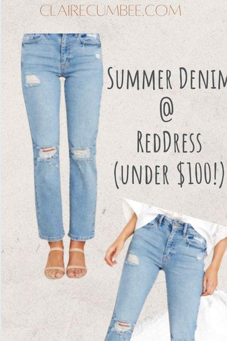 There are still most sizes left for these picks from Red Dress! Grab them for your summer date night or outdoor event! http://liketk.it/3h4mv #liketkit @liketoknow.it #LTKcurves #LTKunder50 #LTKunder100  Shops Red Dress Skinny denim Holey jeans Blue Jean shorts Skirt   #LTKDay #LTKSeasonal #LTKunder50