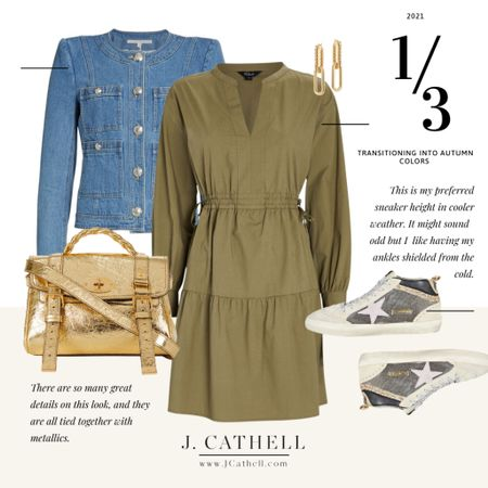 I spent today changing out my summer wardrobe and bringing out my fall pieces. I realized I had many pieces that have been in my closet year after year. When you invest in solid items that you love, you'll have them for seasons to come. I love finding seasonal pieces that are interchangeable with unique staples.   #LTKstyletip #LTKshoecrush #LTKSeasonal