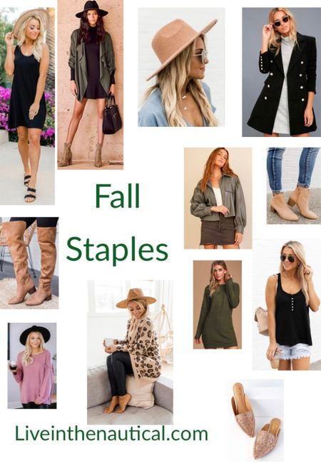 My fall must haves! From my favorite open faced jacket, to hats and booties to the trendiest cardigan which lives up to the hype. Sharing it all here!  #LTKcurves #LTKstyletip #LTKSeasonal