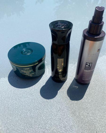 Summer Hair Powerhouses… my 3 fav products for keeping hair healthy in the pool! http://liketk.it/3k12u #liketkit @liketoknow.it #LTKstyletip #LTKbeauty #LTKtravel