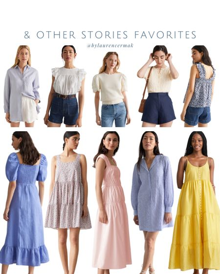 {& Other Stories Favorites} One of my favorite shops for that perfect feminine classic mix! I mean, all of these 😍 To shop, click the link in my profile or follow my shop on the @shop.LTK app to shop this post and get my exclusive app-only content!  #LTKunder50 #LTKunder100 #LTKstyletip