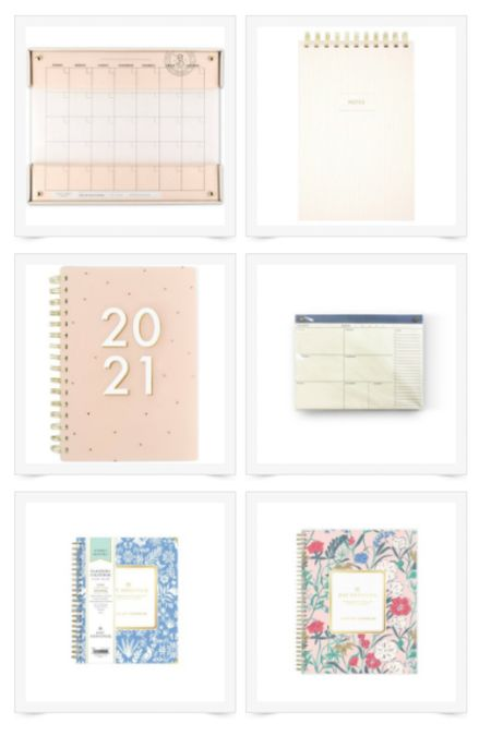 Favorite planners and office supplies for 2021! http://liketk.it/35uzn #liketkit @liketoknow.it