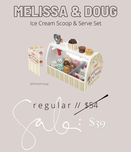Melissa & Doug sale   #LTKsalealert #LTKGiftGuide #LTKkids