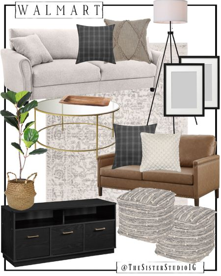 Walmart Home Decor. Living Room decor ideas.     http://liketk.it/3eejf #liketkit @liketoknow.it #LTKstyletip #LTKhome