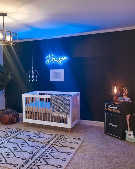 Boho rock nursery for little man! http://liketk.it/3h3qK #liketkit @liketoknow.it #LTKbaby #LTKfamily #LTKkids @liketoknow.it.family @liketoknow.it.home