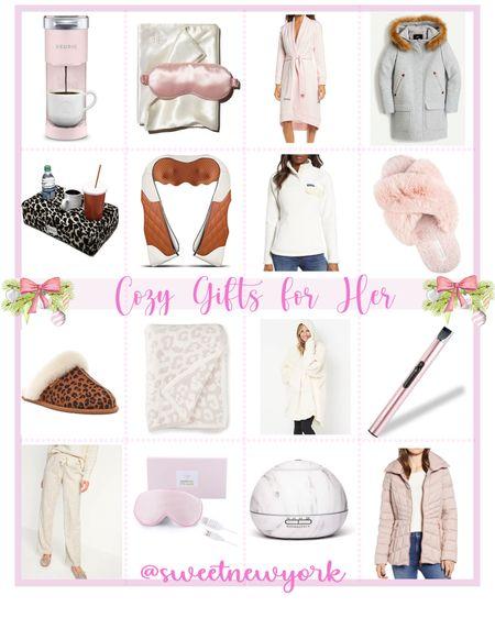 Gift guide for women cozy gifts http://liketk.it/31BT1 #liketkit @liketoknow.it #LTKgiftspo #StayHomeWithLTK #LTKstyletip