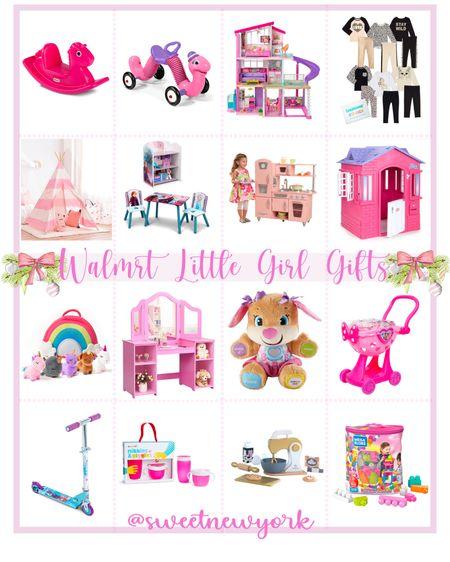 Walmart finds gift guide for little girls http://liketk.it/31qai #liketkit @liketoknow.it #LTKgiftspo #LTKkids #LTKbaby