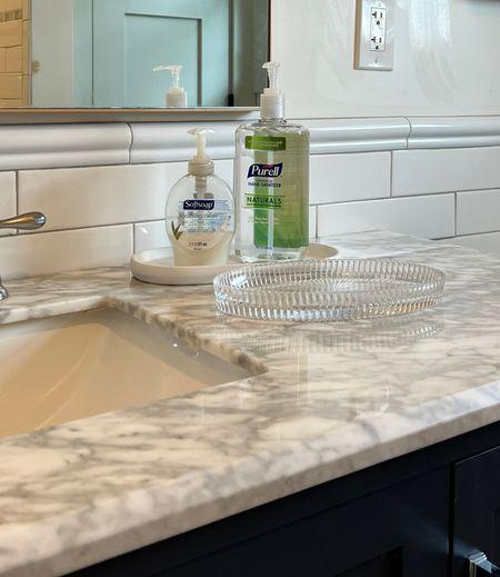 Bathroom Vanity Trays