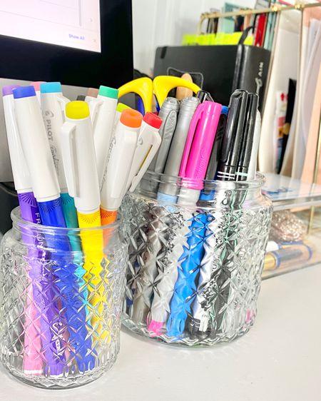 Favorite Pens + Post Its! http://liketk.it/3735L #liketkit @liketoknow.it