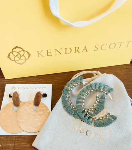 Linking my absolute FAVORITE new earrings from Kendra Scott!! If you buy something today, you can pay $10 for next day shipping to get your gift in time for Valentine's Day! Both these earrings are GORGEOUS! 🤩🤩  #LTKunder100 #LTKstyletip #LTKVDay