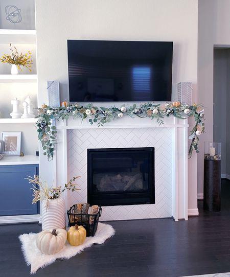 Fall home decor pumpkins decorations holiday   #LTKunder50 #LTKhome #LTKSeasonal