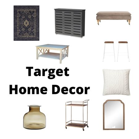 Beautiful finds for your home from Target  #LTKhome