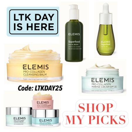 Use code LTKDAY25 to save on these amazing skincare products!   #LTKDay #LTKsalealert