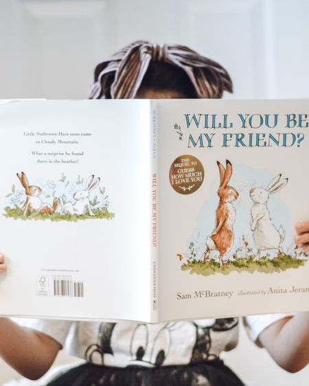 The cutest children's book - sequel of Guess How Much I Love You! http://liketk.it/336r3 @liketoknow.it #liketkit #LTKfamily #LTKkids #LTKunder50