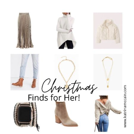Let's go shopping for her!!! Cute boots, metallic pleated skirts, faux fur coats, gold chain necklaces and more!!! What gifts are you looking for? http://liketk.it/32OYm #liketkit @liketoknow.it #LTKgiftspo #LTKstyletip #LTKunder100 @liketoknow.it.family @liketoknow.it.home @liketoknow.it.europe Shop my daily looks by following me on the LIKEtoKNOW.it shopping app