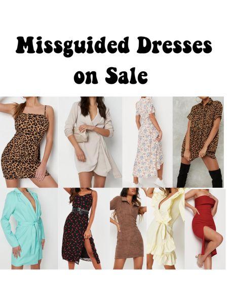 Missguided dresses on sale! Perfect for summer dresses, wedding guest dresses, etc http://liketk.it/3hVVy #liketkit @liketoknow.it #LTKunder50 #LTKsalealert #LTKwedding