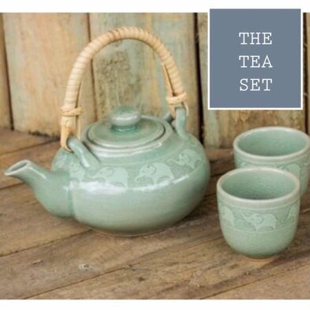 Ready for tea? The tea set for a the refined break from it all. #LTKhome #LTKeurope @liketoknow.it.home @liketoknow.it.europe http://liketk.it/38Spb #liketkit @liketoknow.it